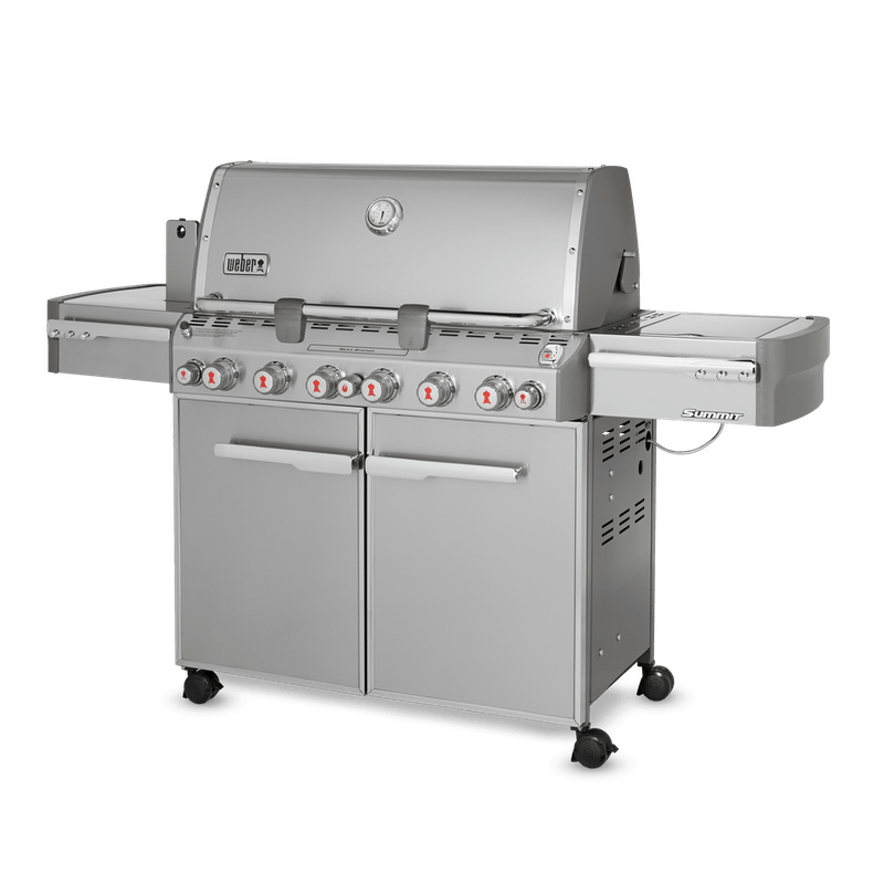 Summit® S-670 Gas Grill image number 1