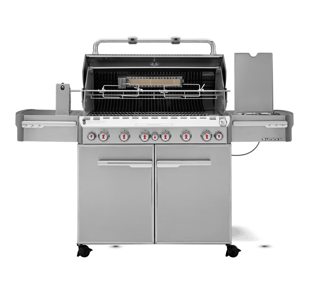 Summit® S-670 Gas Grill View