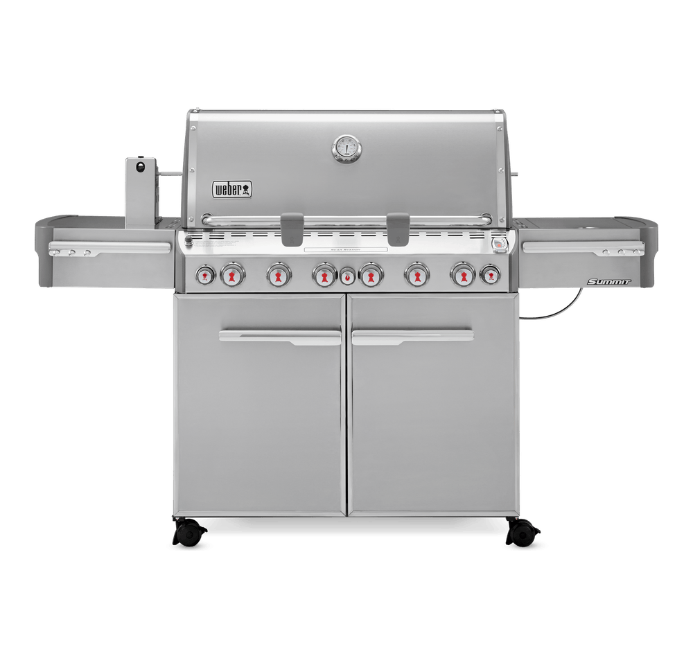 Summit® S-670 Gas Grill image 1