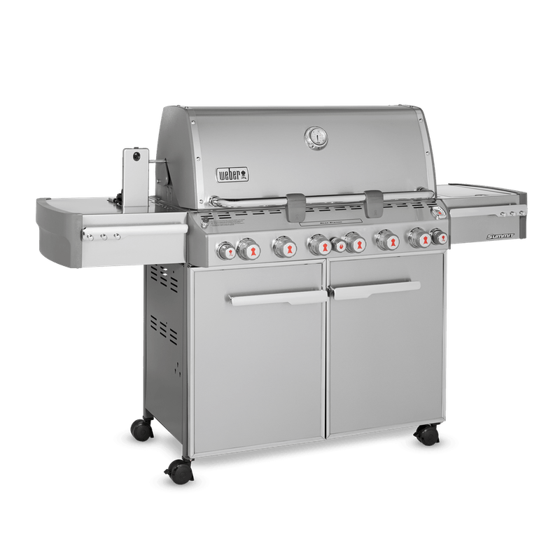 Summit® S-670 Gas Grill image number 2