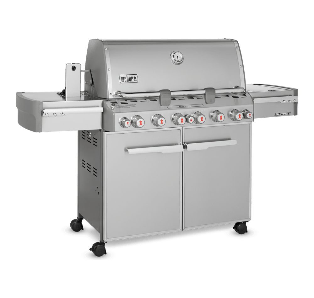 Summit® S-670 GBS Gas Grill View
