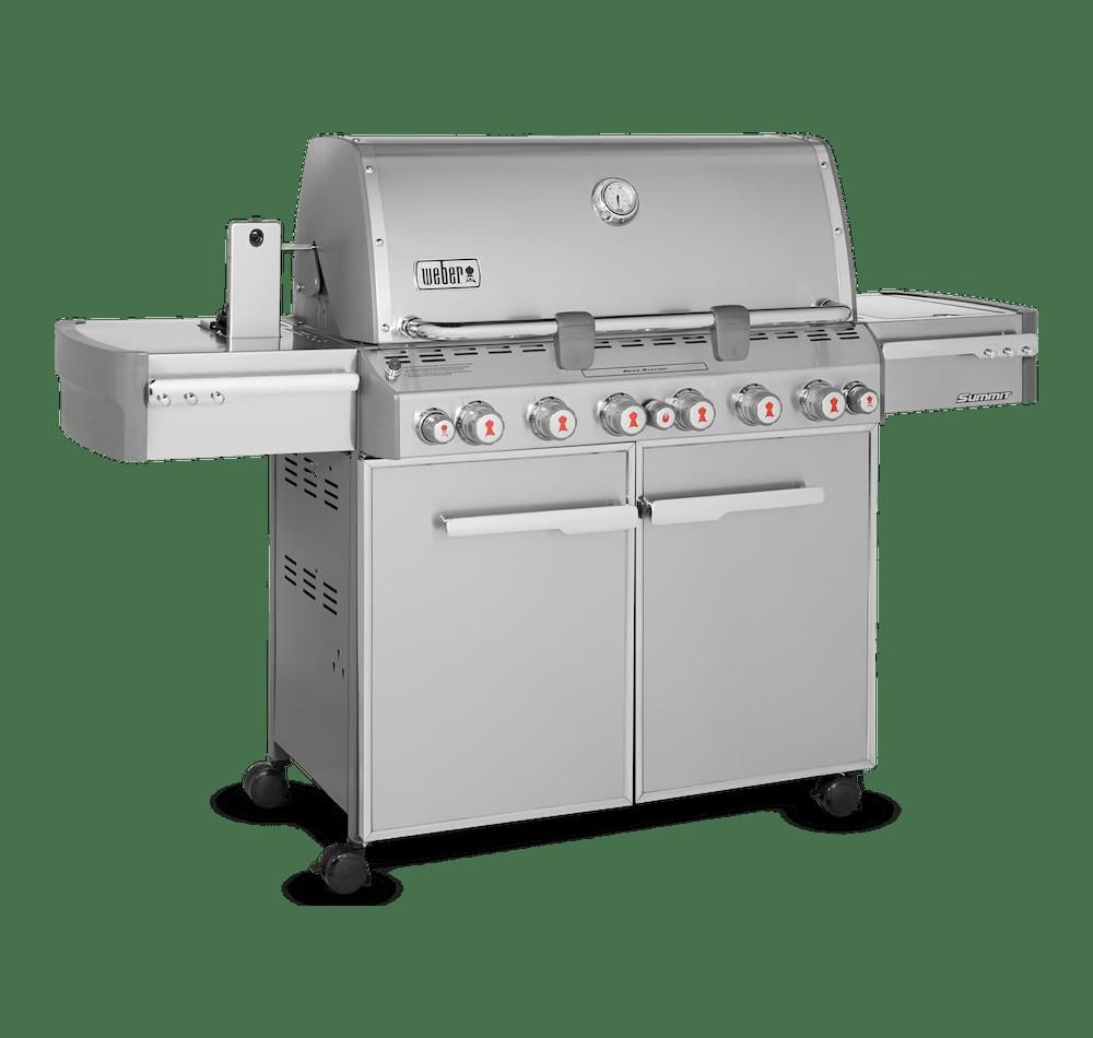 Plinski roštilj Summit® S-670 GBS View
