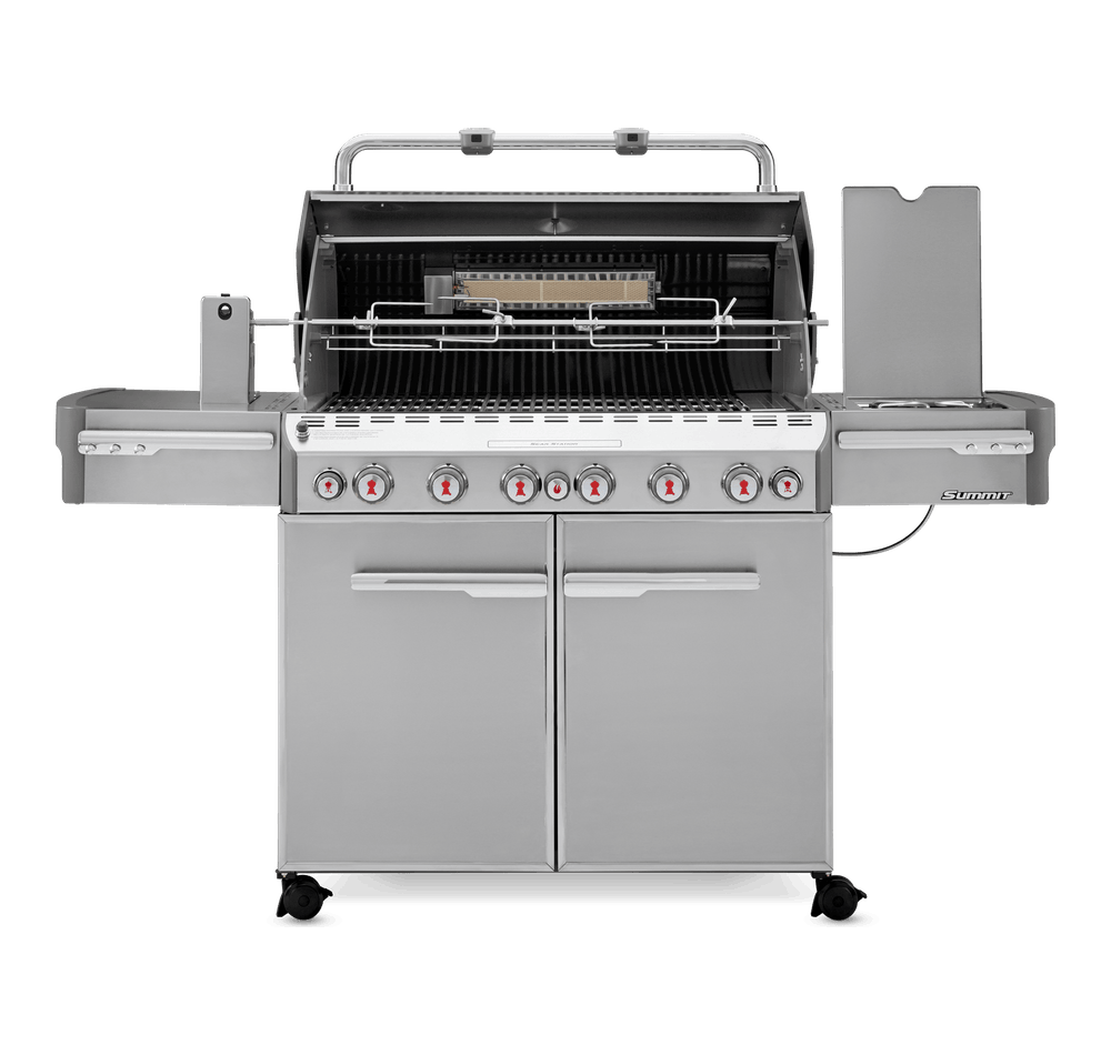 Summit® S-670 GBS Gasolgrill View