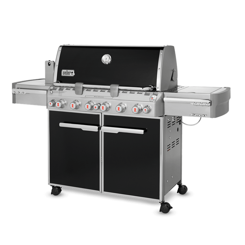 Summit® E-670 Gas Grill image number 1