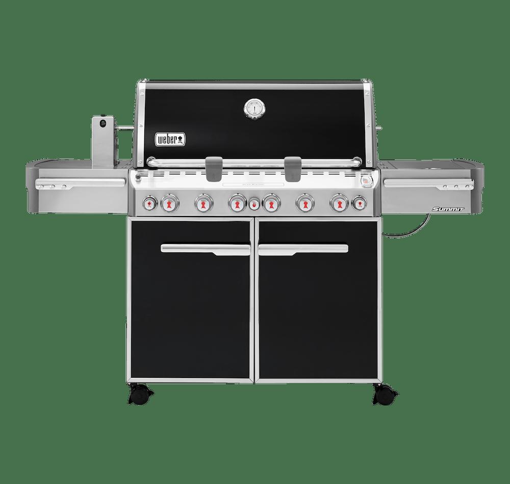 Barbecue au gaz Summitᴹᴰ E-670 View