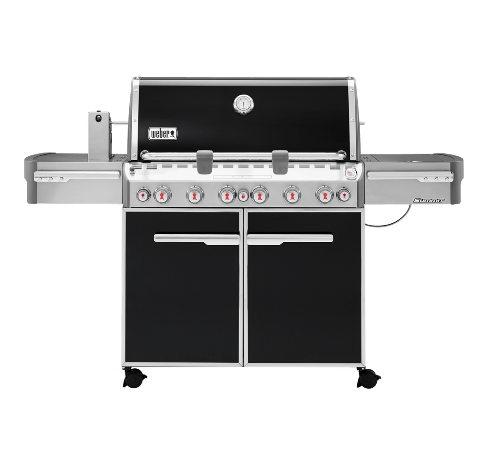 Summit® E-670 Gas Grill View
