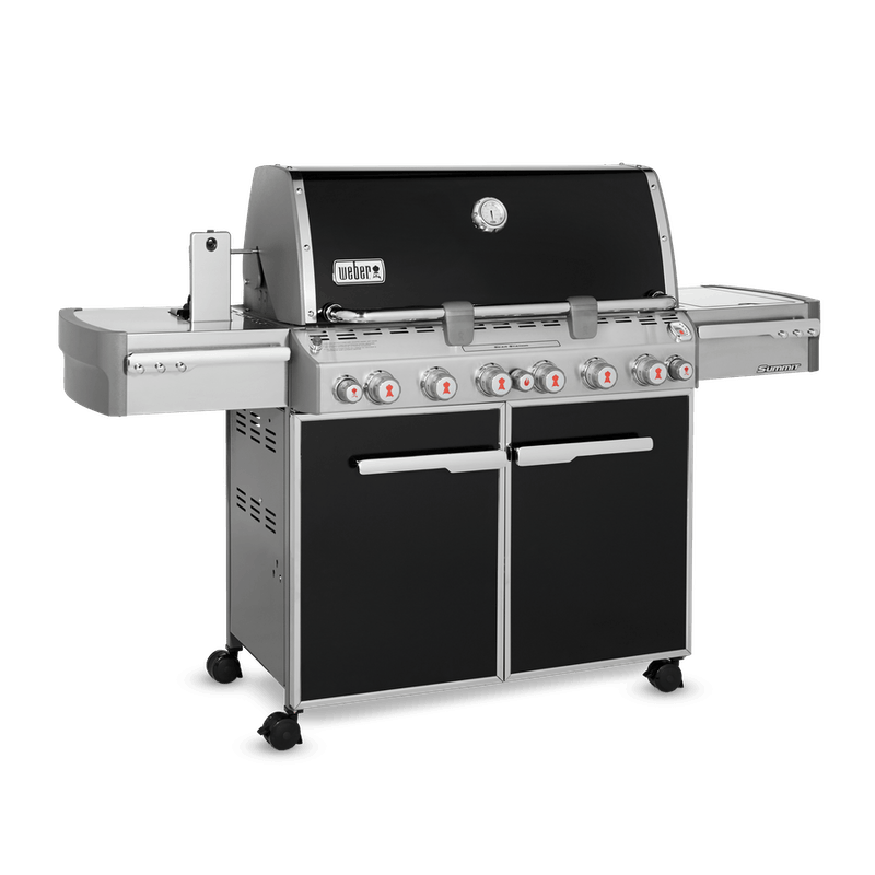 Summit® E-670 Gas Grill image number 2