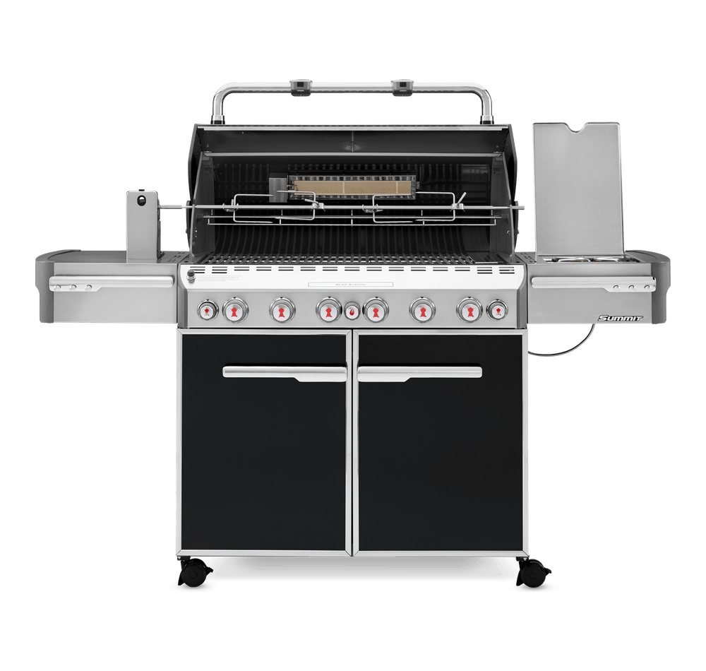 Barbacoa Summit® E-670 GBS View