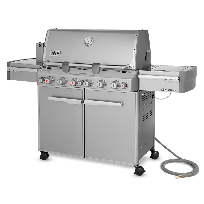 Summit® S-670 Gas Grill (Natural Gas) image number 1