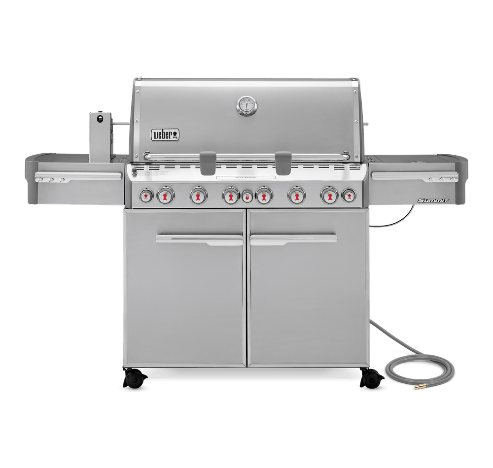 Summit® S-670 Gas Grill (Natural Gas) View