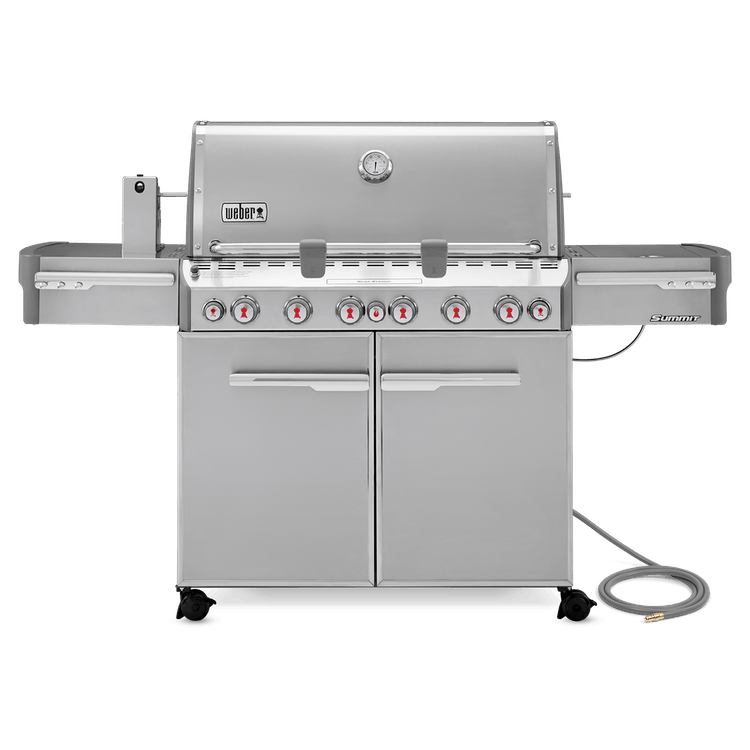 summit s 670 gas grill natural gas summit series gas grills weber grills. Black Bedroom Furniture Sets. Home Design Ideas