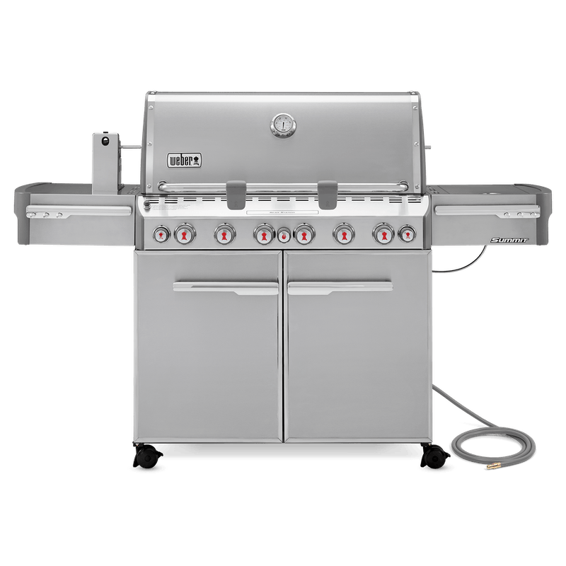 Summit® S-670 Gas Grill (Natural Gas) image number 0