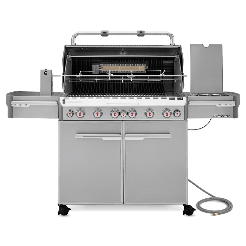 Summit® S-670 Gas Grill (Natural Gas) image number 3