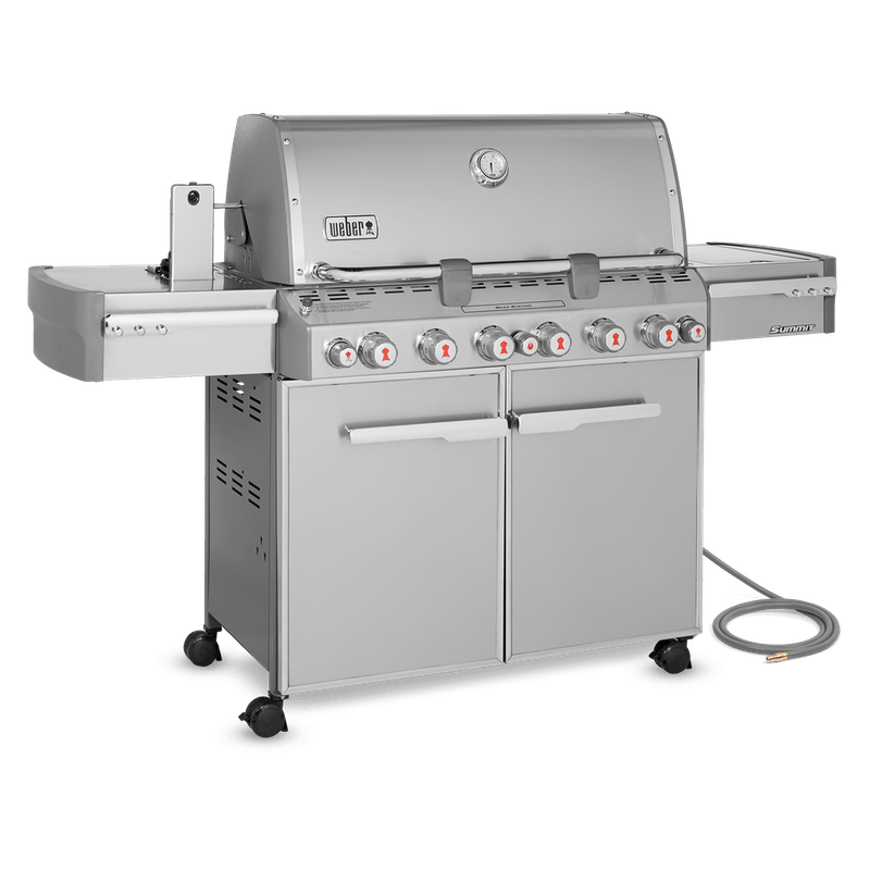Summit® S-670 Gas Grill (Natural Gas) image number 2