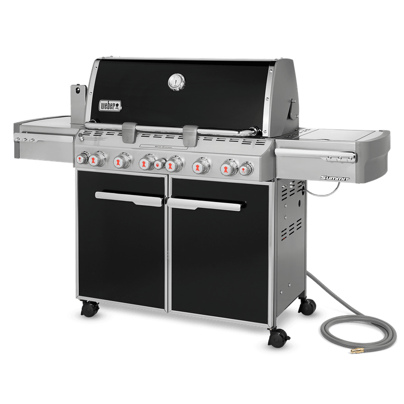 Summit® E-670 Gas Grill (Natural Gas) image number 1