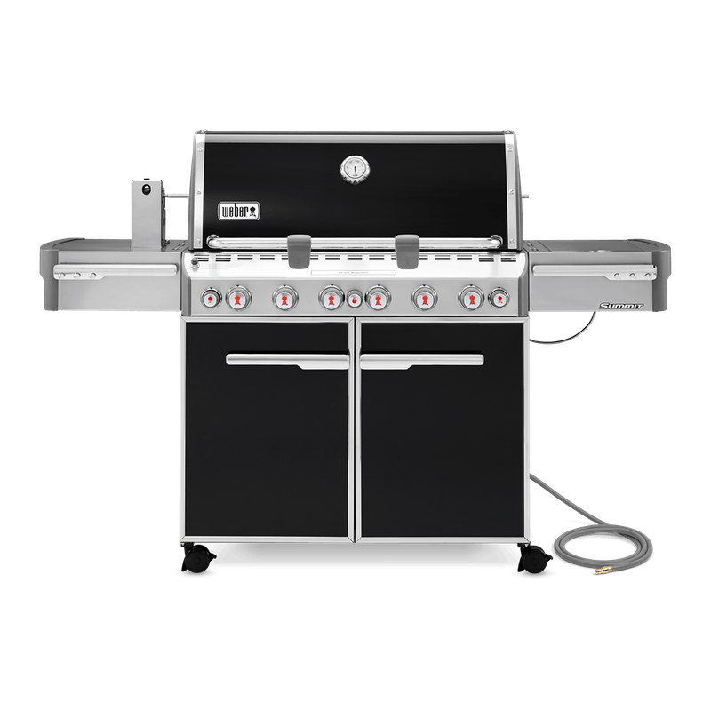 Summit® E-670 Gas Grill (Natural Gas) image number 0