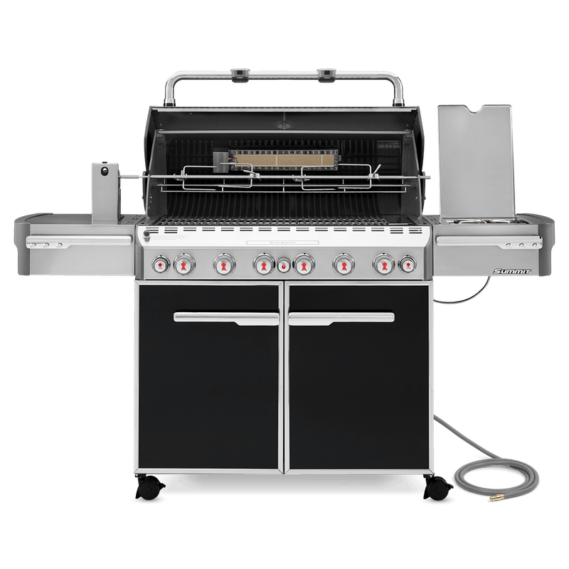 Summit® E-670 Gas Grill (Natural Gas) image number 3