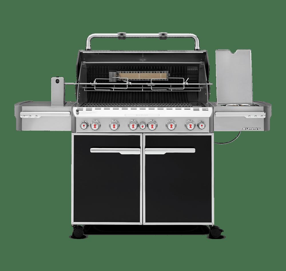 Summit® E-670 Gas Barbecue View