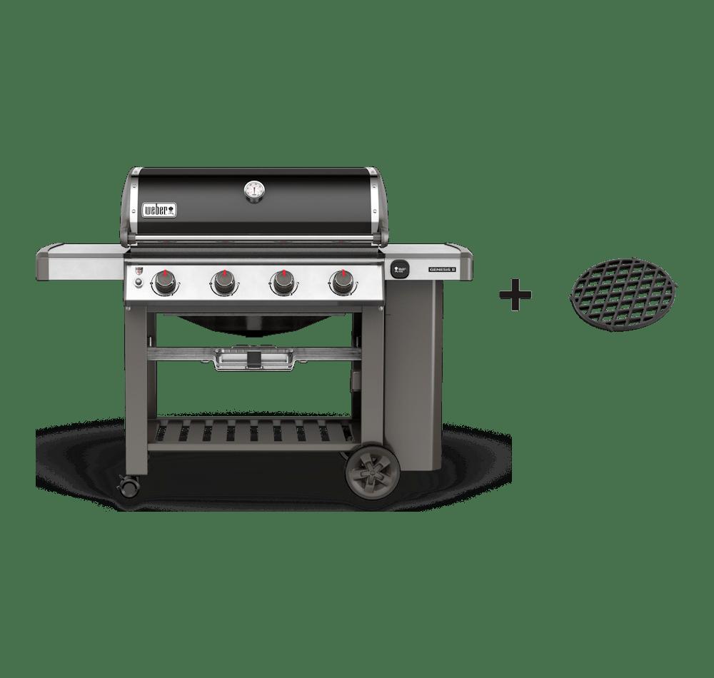 Genesis® II E-410 GBS Gasbarbecue View