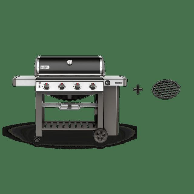 Barbecue à gaz Genesis® II E-410 GBS