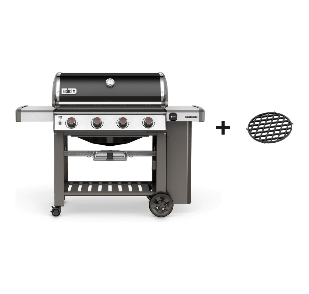 Barbecue à gaz Genesis® II E-410 GBS image 1