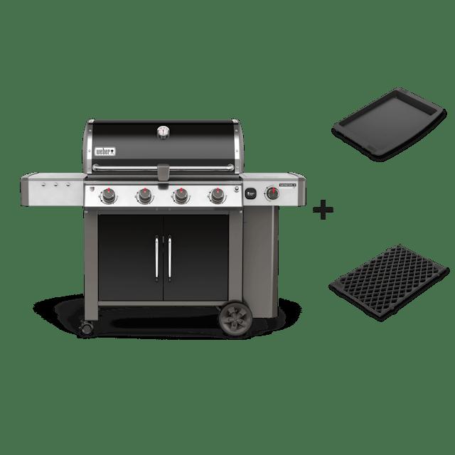 Barbecue à gaz Genesis® II LX E-440 GBS