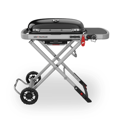 Weber Traveler Portable Gas Grill