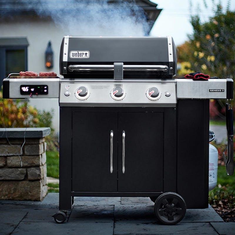 Genesis® II EX-315 Smart Grill image number 3