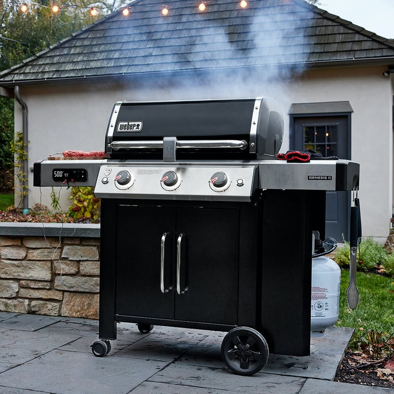 Genesis II EX-315 Smart Grill image number 4