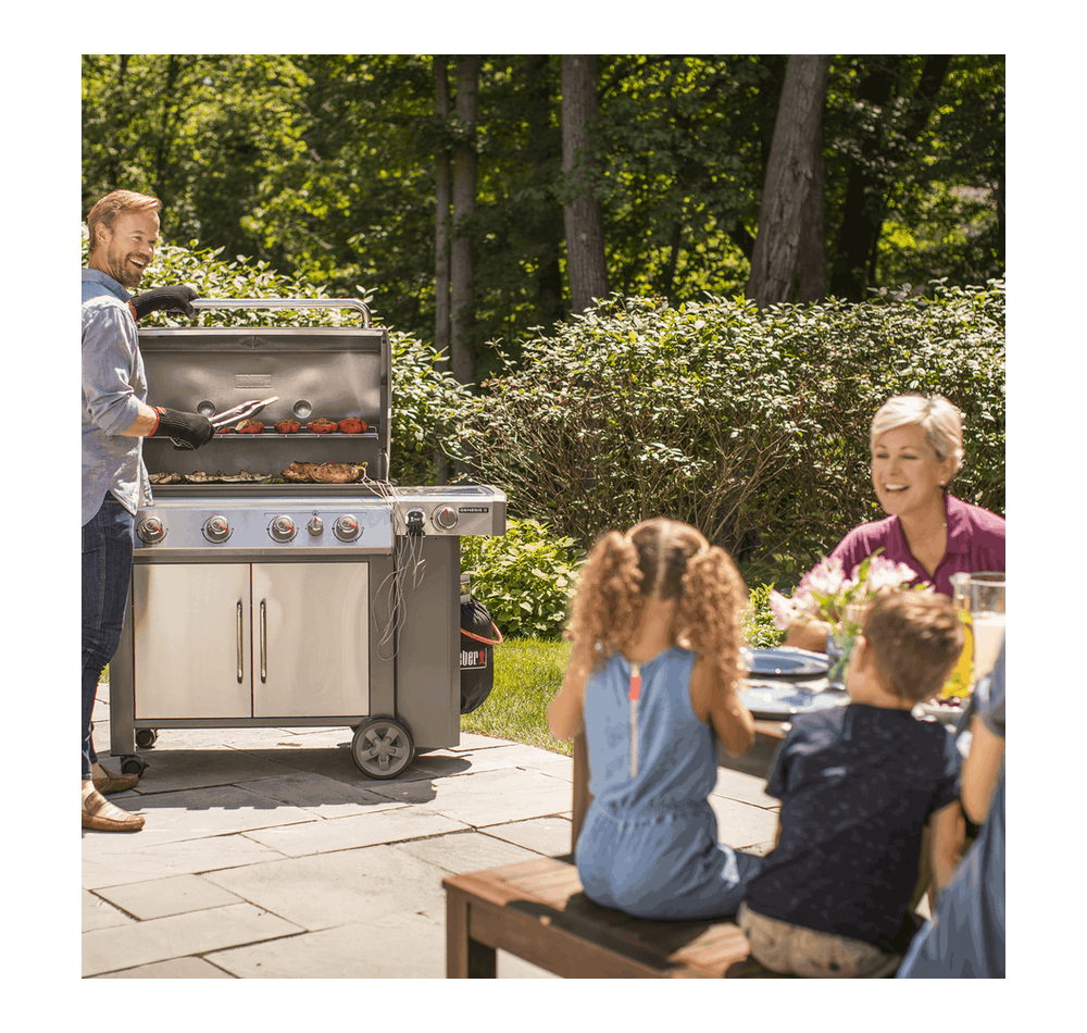 Barbecue a gas Genesis® II SP-435 GBS  View