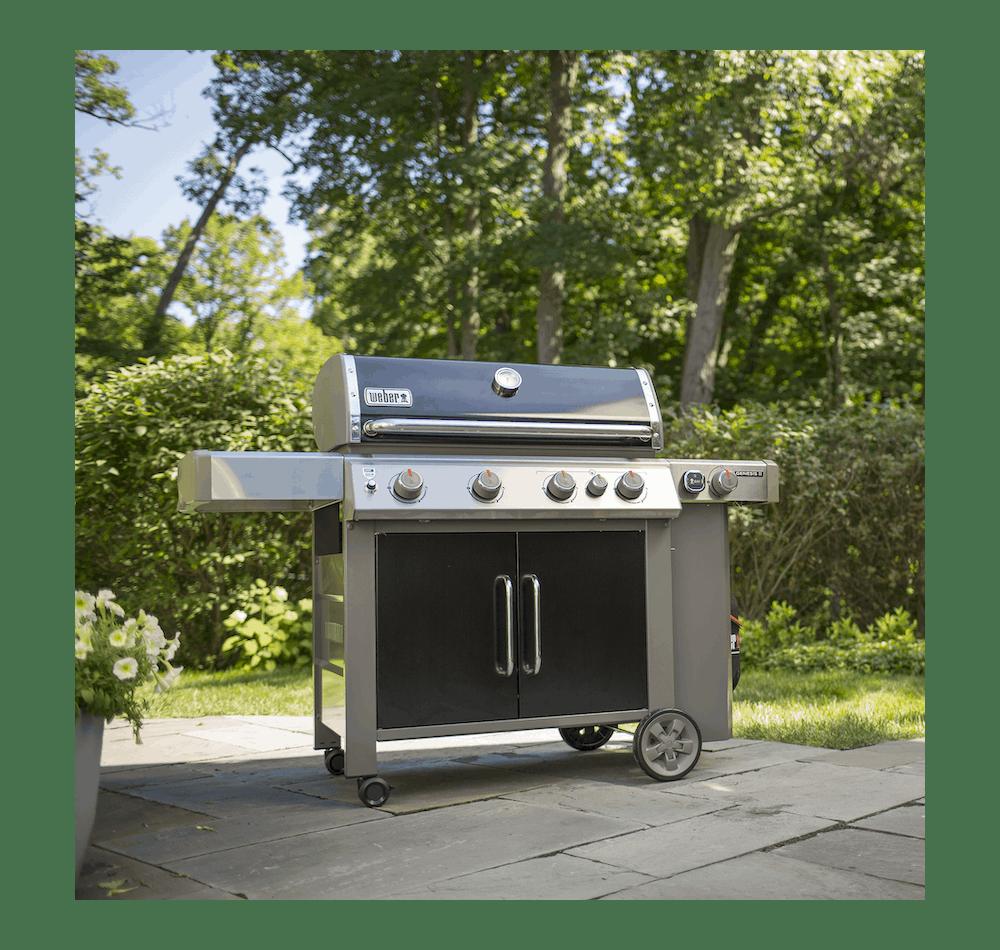 Genesis® II EP-435 GBS Gas Barbecue  View