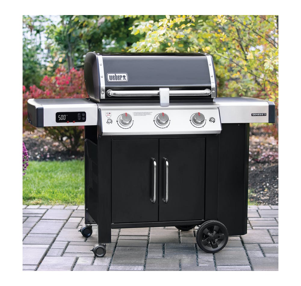 Genesis II EX-315 Smart Grill (Natural Gas) View