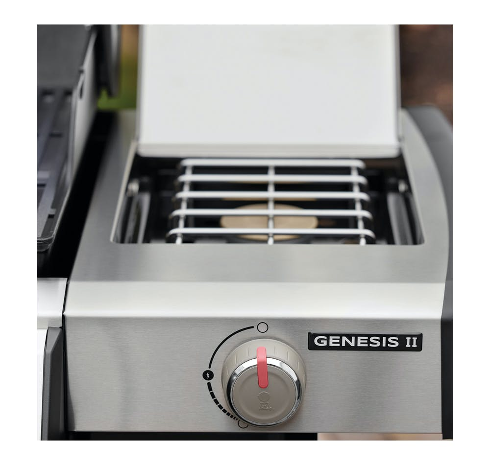 Genesis II EX-335 Smart Grill (Natural Gas) View