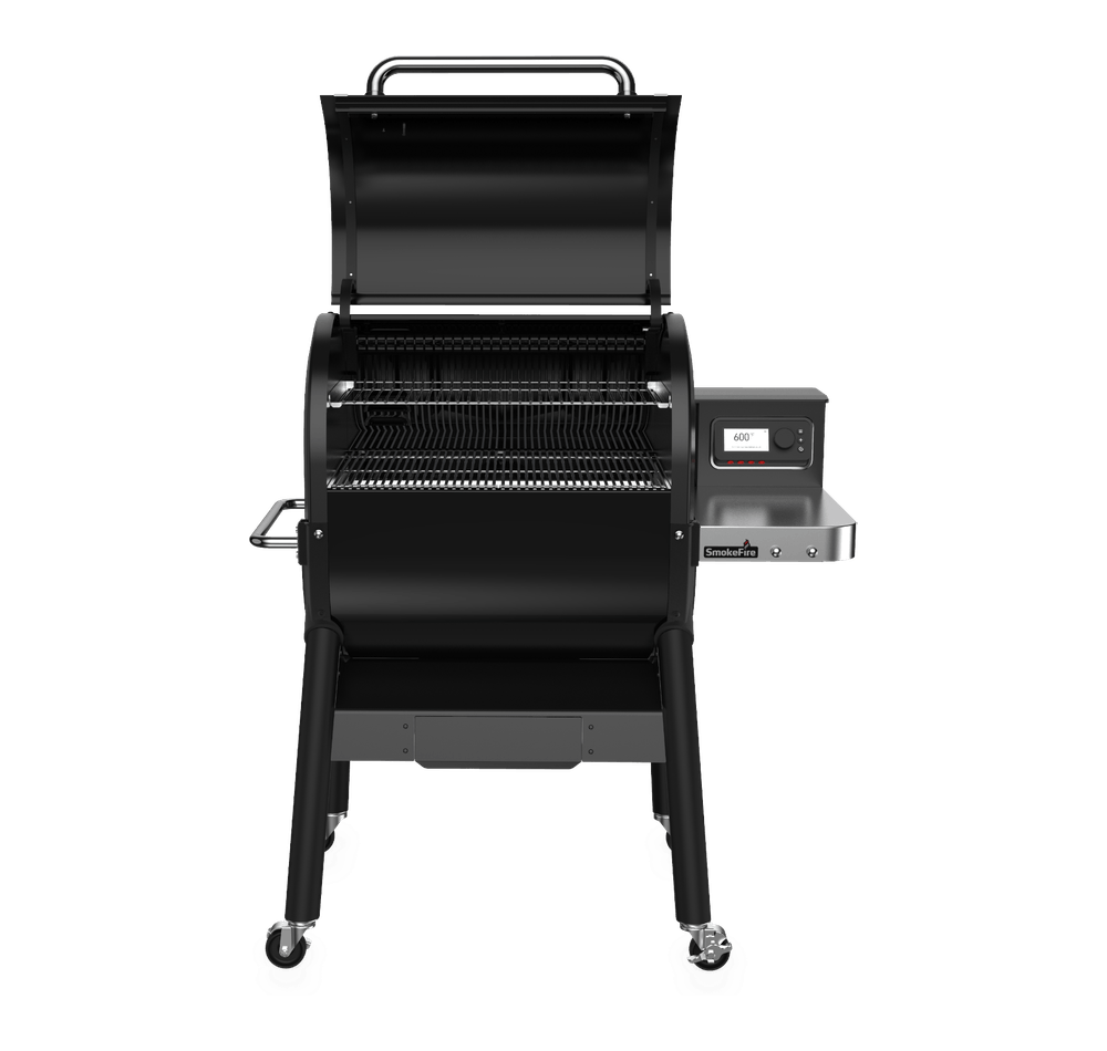 SmokeFire EX4 (2nd Gen) Wood Fired Pellet Grill View