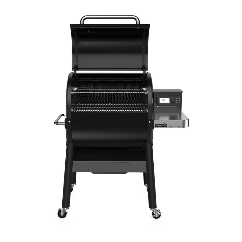 SmokeFire EX4 (2nd Gen) Wood Fired Pellet Grill image number 3