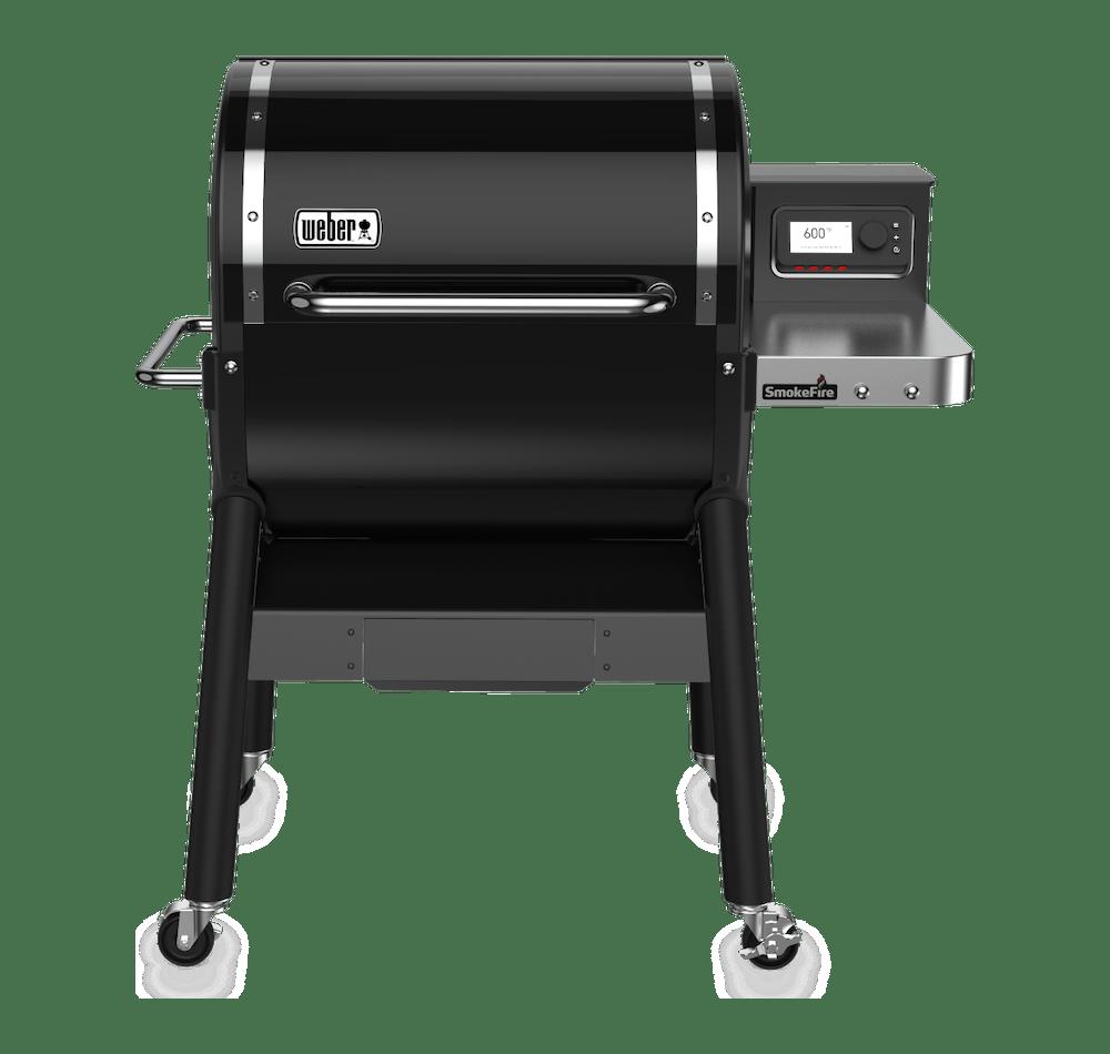 Barbecue à granulés de bois SmokeFire EX4 View