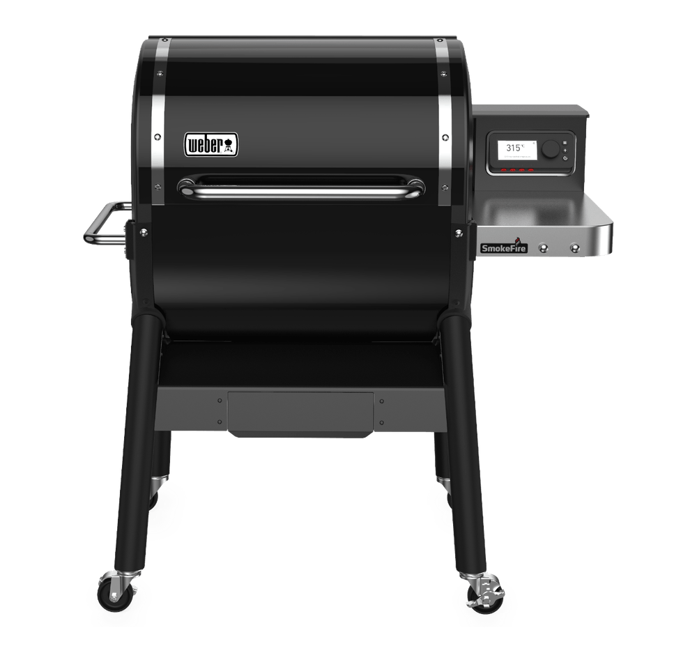 SmokeFire EX4 GBS Wood Fired Pellet Barbecue View