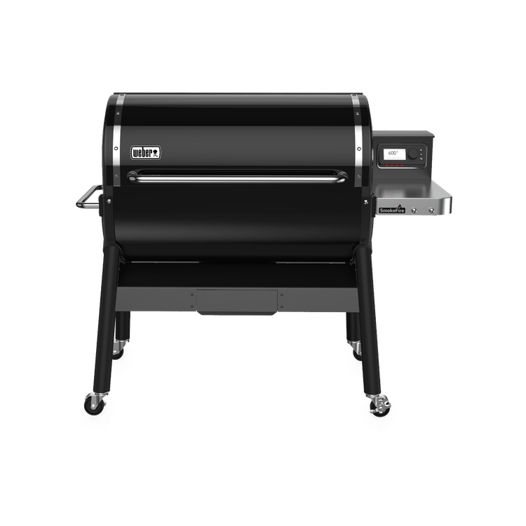 SmokeFire EX6 Wood Fired Pellet Grill | SmokeFire Series ...