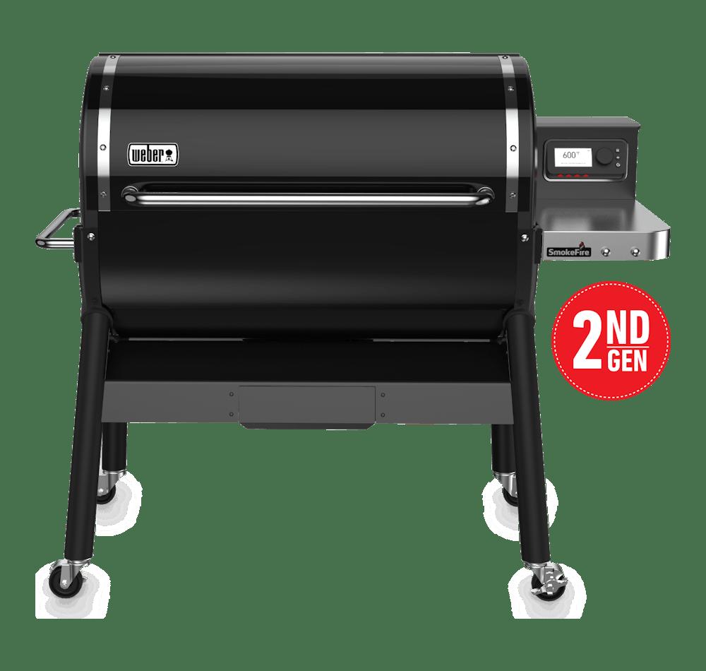 SmokeFire EX6 (2nd Gen) Wood Fired Pellet Grill View