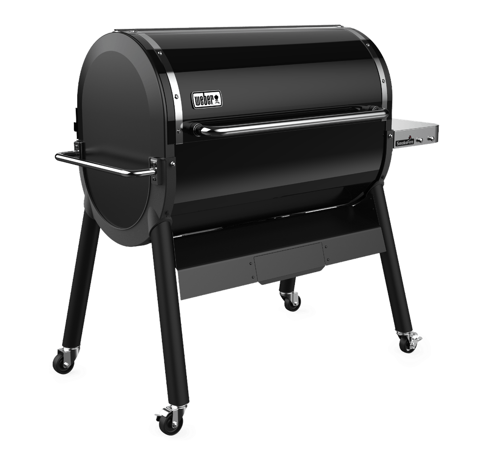 SmokeFire EX6 Wood Fired Pellet Grill View