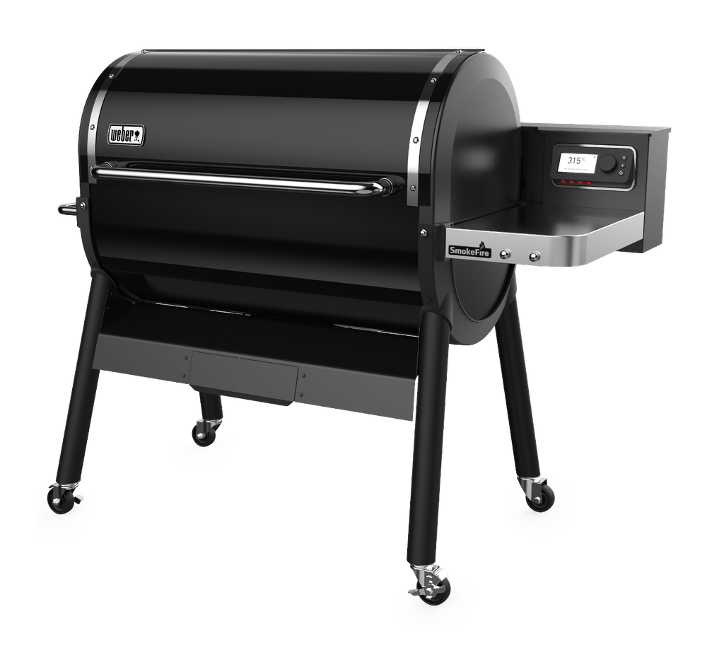 SmokeFire EX6 GBS pelletsgrill View