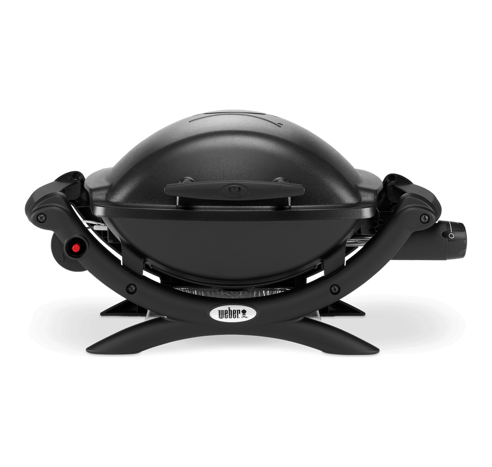 Weber® Q 1000 – Gasgrill View