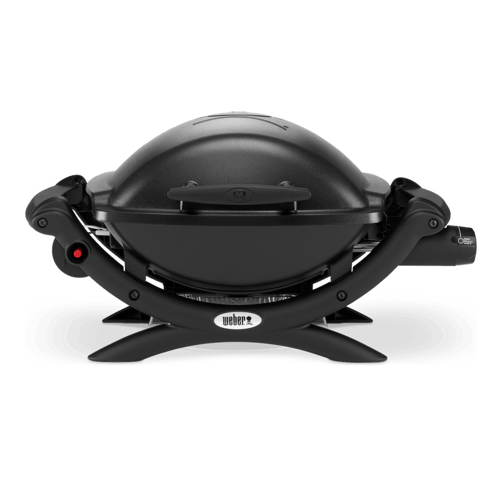 Weber® Baby Q (Q1000) Gas Barbecue (LPG) View