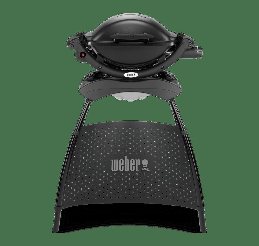 Barbecue à gaz Weber® Q 1000 avec pied View