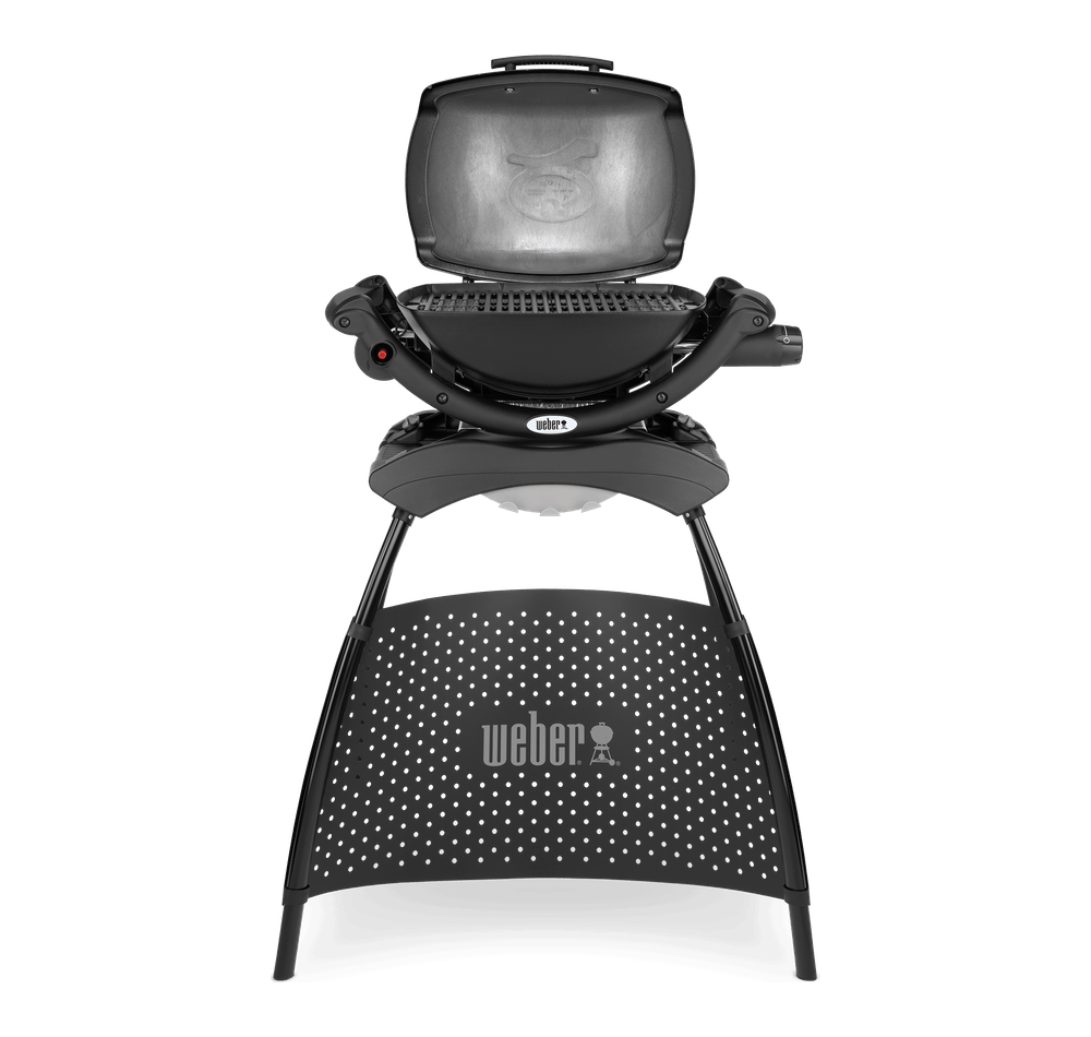 Barbecue à gaz Weber® Q 1000 with stand image 3