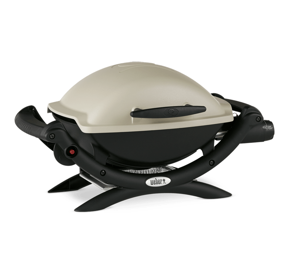 Weber® Q 1000 Gasbarbecue View