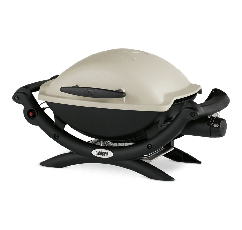 Weber® Q 1000 Gas Barbecue View