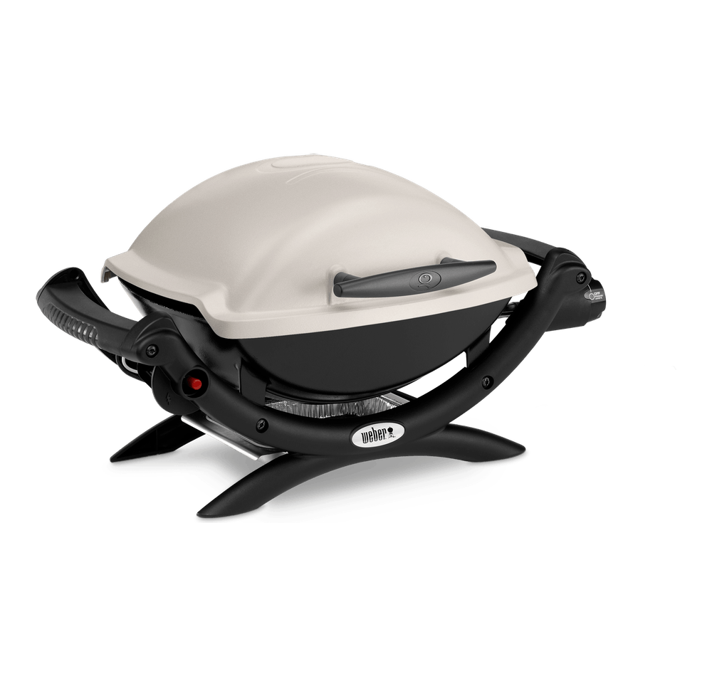 Weber® Baby Q (Q1000) Gas Barbecue View