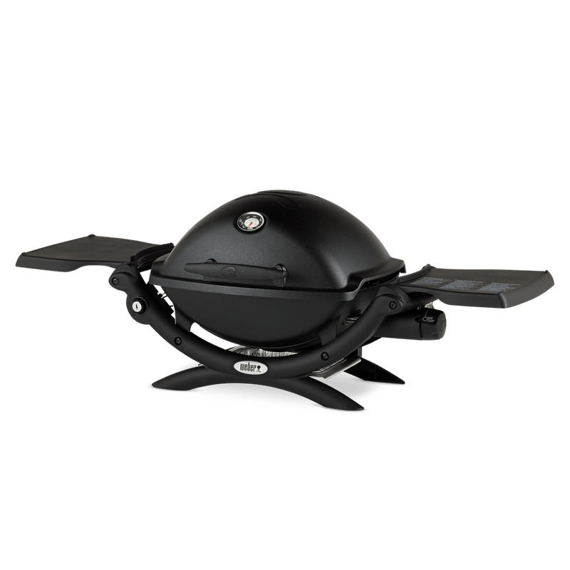 Weber® Q 1200 Gas Grill image number 1