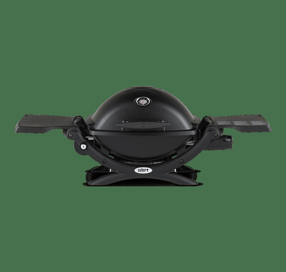 Weber® Q 1200 – Gasgrill View
